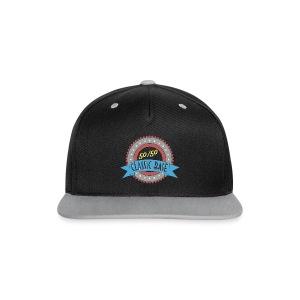 Classic Base 50/50 - Kontrast Snapback Cap