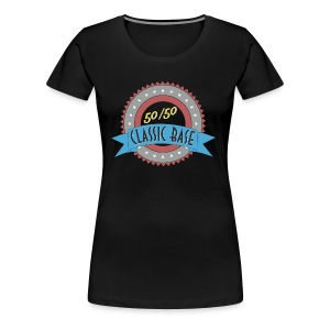 Classic Base 50/50 - Frauen Premium T-Shirt