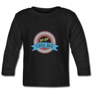 Classic Base 50/50 - Baby Langarmshirt