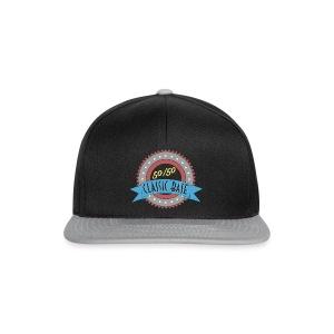 Classic Base 50/50 - Snapback Cap