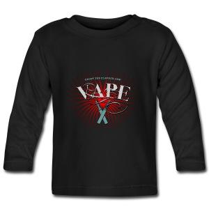 Enjoy the flavour, vape - Baby Langarmshirt