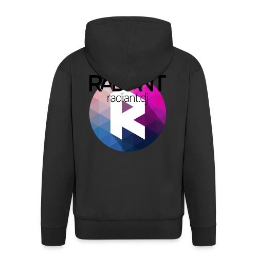 Radiant Mug - Men's Premium Hooded Jacket