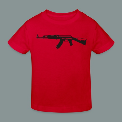 ak-47 tee teen 13+ - Organic børne shirt