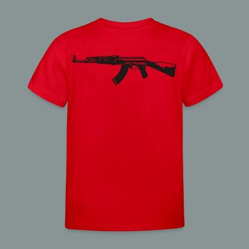 ak-47 tee teen 13+ - Børne-T-shirt