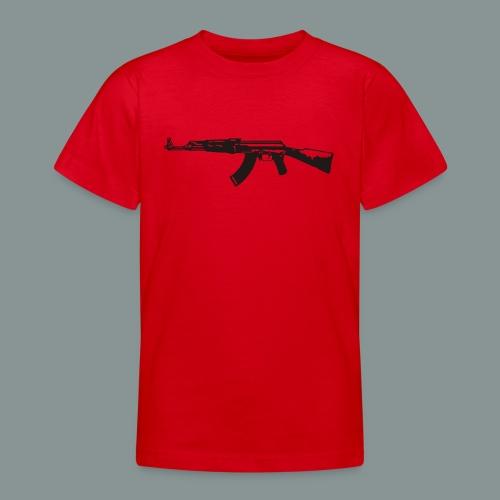 ak-47 tee teen 13+ - Teenager-T-shirt