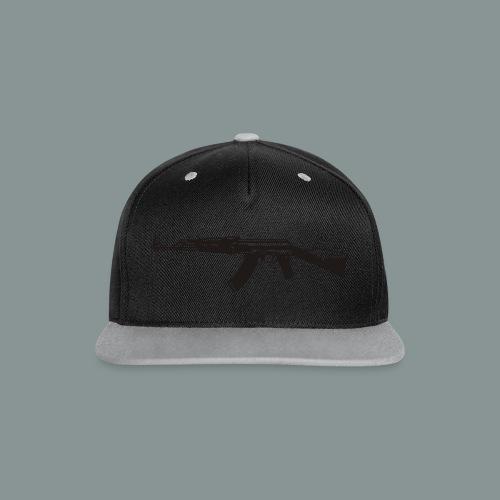 ak-47 tee teen 13+ - Kontrast snapback cap