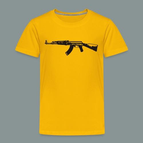 ak-47 tee teen 13+ - Børne premium T-shirt