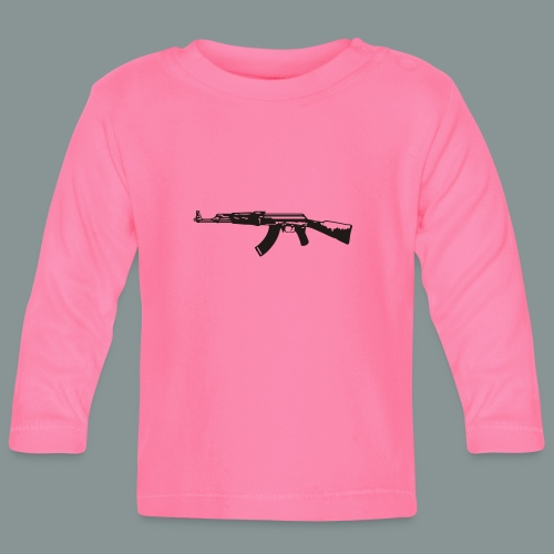 ak-47 tee teen 13+ - Langærmet babyshirt