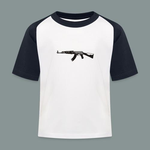 ak-47 tee teen 13+ - Baseball T-shirt til børn