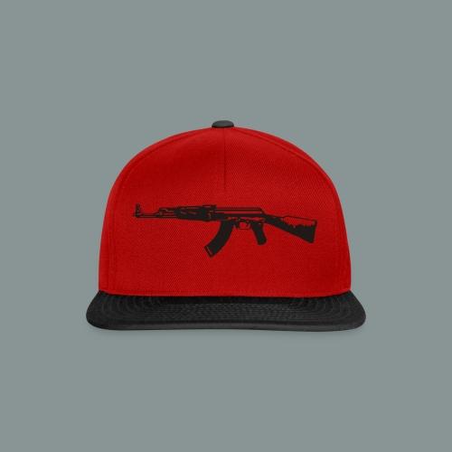 ak-47 tee teen 13+ - Snapback Cap