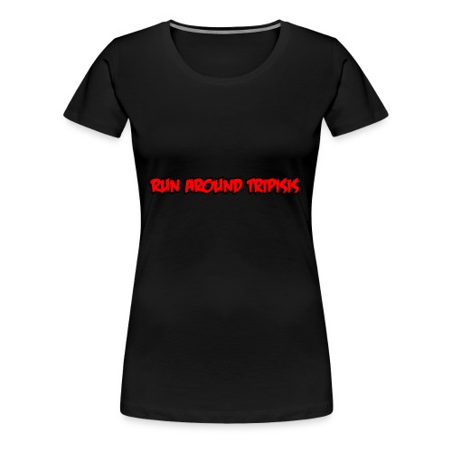 RunAroundTrip Tshirt Female - Women's Premium T-Shirt