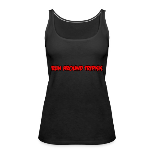 RunAroundTrip Tshirt Female - Women's Premium Tank Top