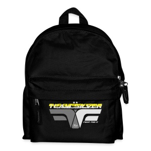 Sweat - TEAM SILVER - Club SuperPhysique - Sac à dos Enfant