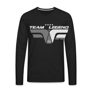 Sweat - Team LEGEND - Club SuperPhysique - T-shirt manches longues Premium Homme