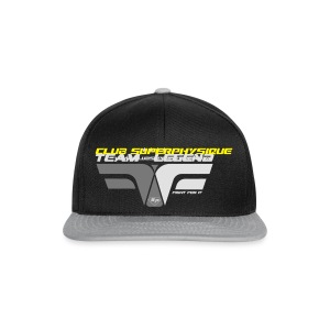 Sweat - Team LEGEND - Club SuperPhysique - Casquette snapback