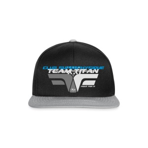 Sweat - Team TITAN - Club SuperPhysique - Casquette snapback
