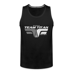 Sweat - Team TITAN - Club SuperPhysique - Débardeur Premium Homme
