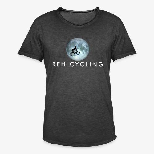 REH Cycling (ET Moon Edition) - Männer Vintage T-Shirt