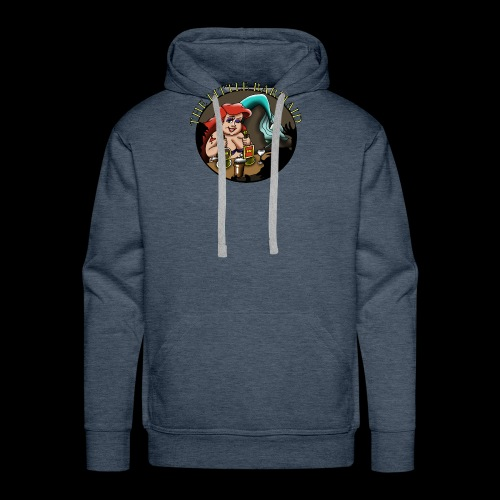 The Little Barmaid - Men's Premium Hoodie