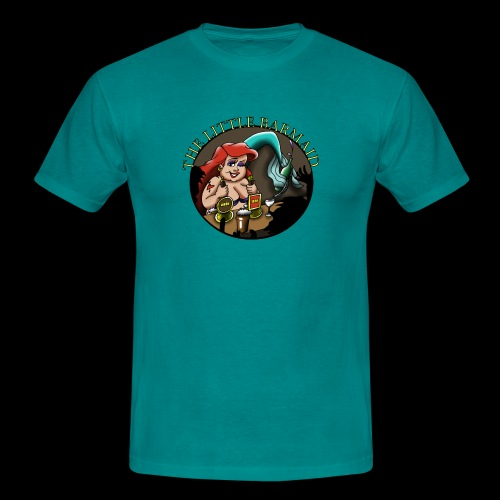 The Little Barmaid - Men's T-Shirt