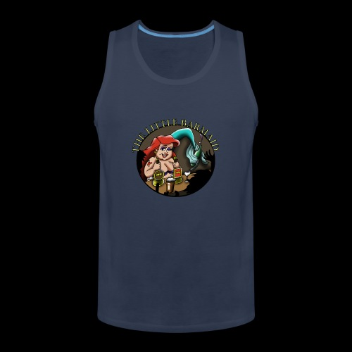 The Little Barmaid - Men's Premium Tank Top