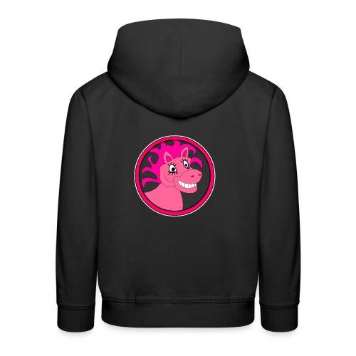 PinkPony Baby Body - Kinder Premium Hoodie