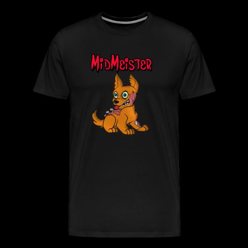 Midmeister T-shirt - Herre premium T-shirt