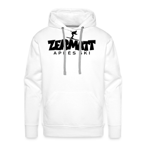 Zermatt Après-Ski T-Shirt - Männer Premium Hoodie
