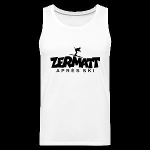 Zermatt Après-Ski T-Shirt - Männer Premium Tank Top
