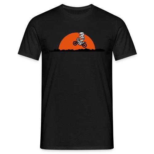 Paris Dakar Rallyefahrer - Männer T-Shirt