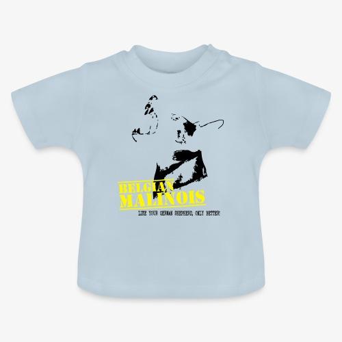 K9 Malinois Damen Hoodie - Baby T-Shirt