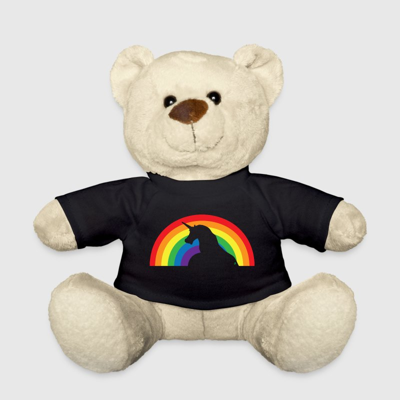 Unicorn and Rainbow Teddy Bear Toys - Teddy Bear
