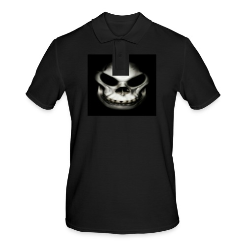 Skull - Men's Polo Shirt