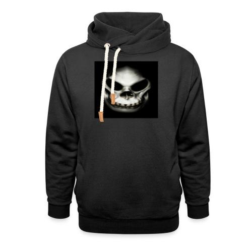Skull - Shawl Collar Hoodie