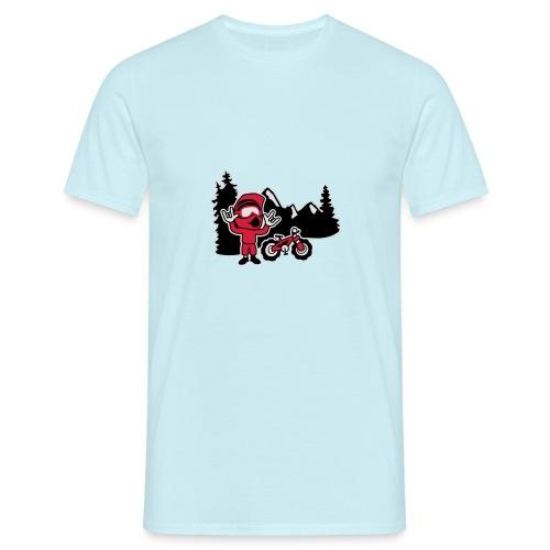 Freerider - Männer T-Shirt