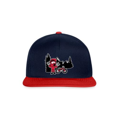 Freerider - Snapback Cap