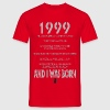 1999 18th birthday - Men's T-Shirt