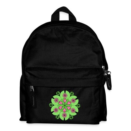 Pond Lotus Mandala - Kids' Backpack