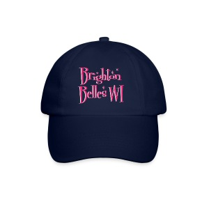 Brighton Belles Women's Navy Premium Hooded Jacket - Baseball Cap