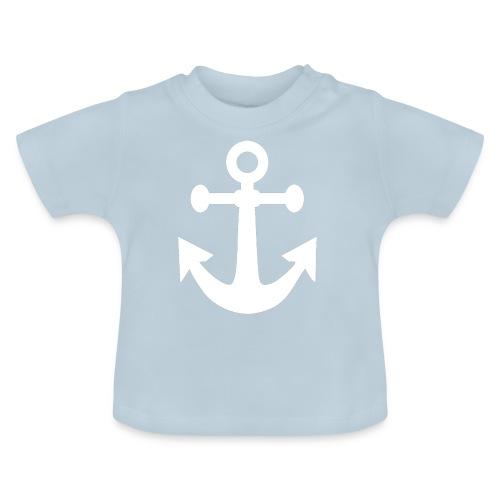 BELGIAN-MARINE - T-shirt Bébé