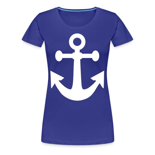 BELGIAN-MARINE - T-shirt Premium Femme