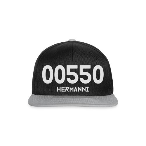 00550 HERMANNI - Snapback Cap