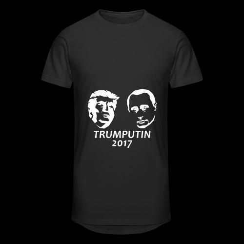 Trump & Putin 2017 Pullover & Hoodies - Männer Urban Longshirt