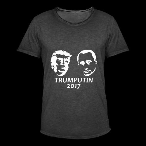 Trump & Putin 2017 Pullover & Hoodies - Männer Vintage T-Shirt