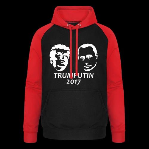 Trump & Putin 2017 Pullover & Hoodies - Unisex Baseball Hoodie