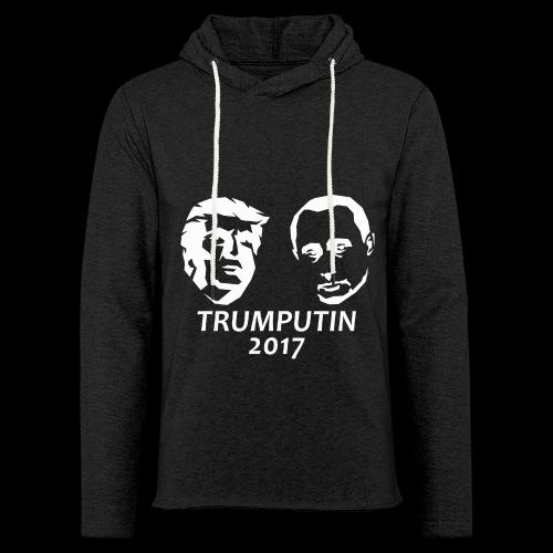 Trump & Putin 2017 Pullover & Hoodies - Leichtes Kapuzensweatshirt Unisex