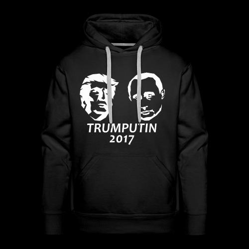 Trump & Putin 2017 Pullover & Hoodies - Männer Premium Hoodie