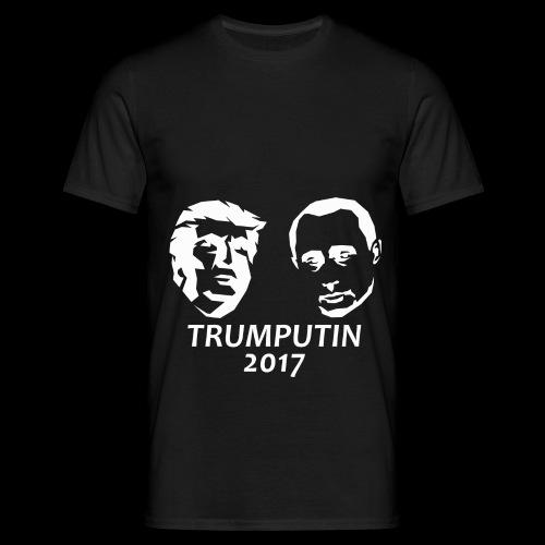 Trump & Putin 2017 Pullover & Hoodies - Männer T-Shirt