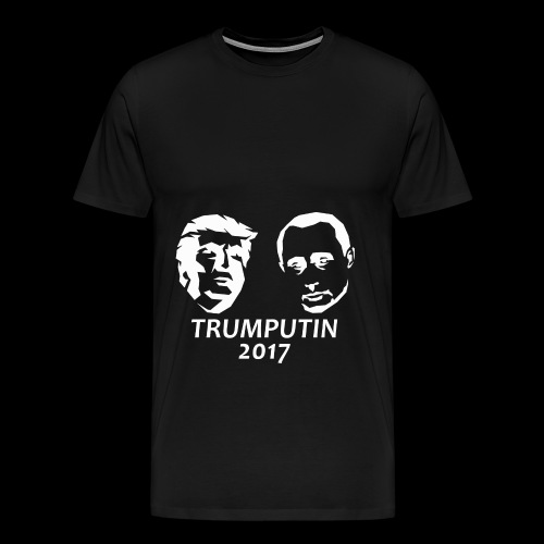Trump & Putin 2017 Pullover & Hoodies - Männer Premium T-Shirt