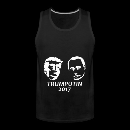 Trump & Putin 2017 Pullover & Hoodies - Männer Premium Tank Top